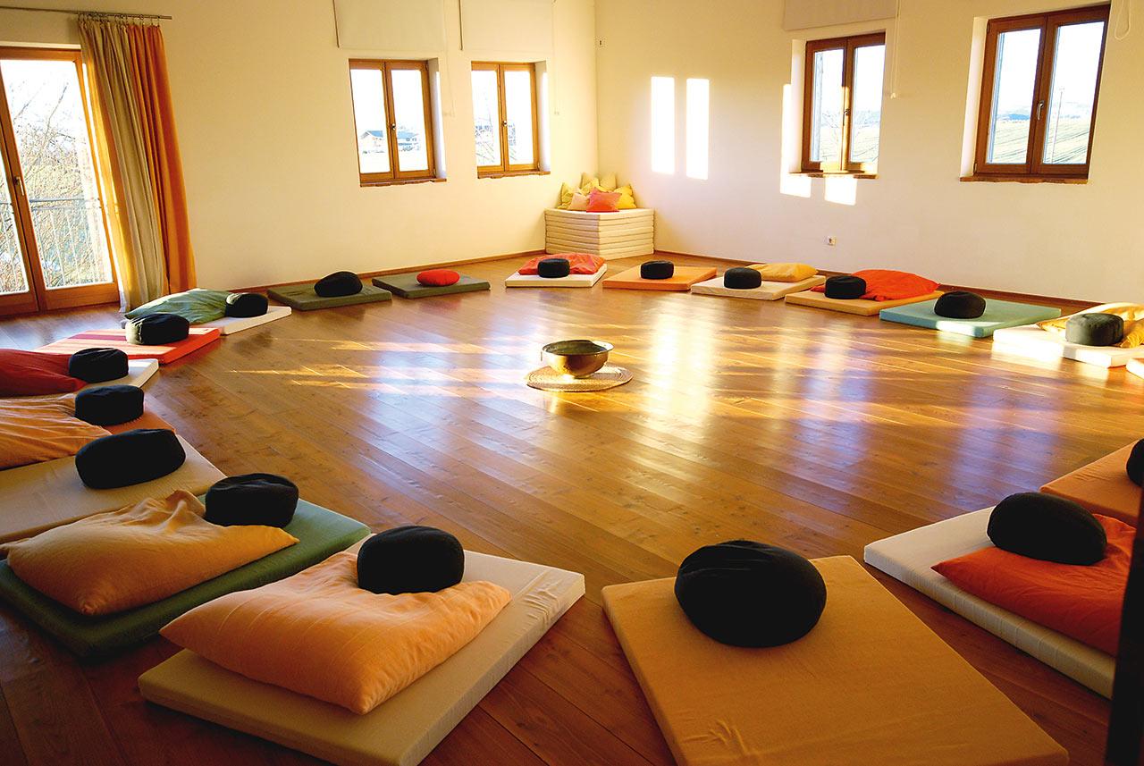 Meditationsraum Pfaffing