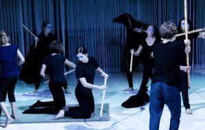 Die Aufführung Münchner Kammerspiele