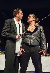 Romeo und Julia, Foto: Jürgen Meusel