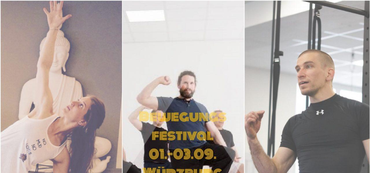 Bewegungsfestival Würzburg 2017