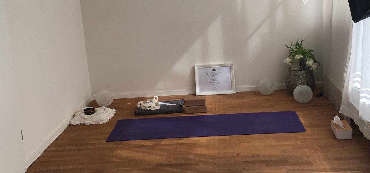 Online Yoga mit Franzy Deutscher